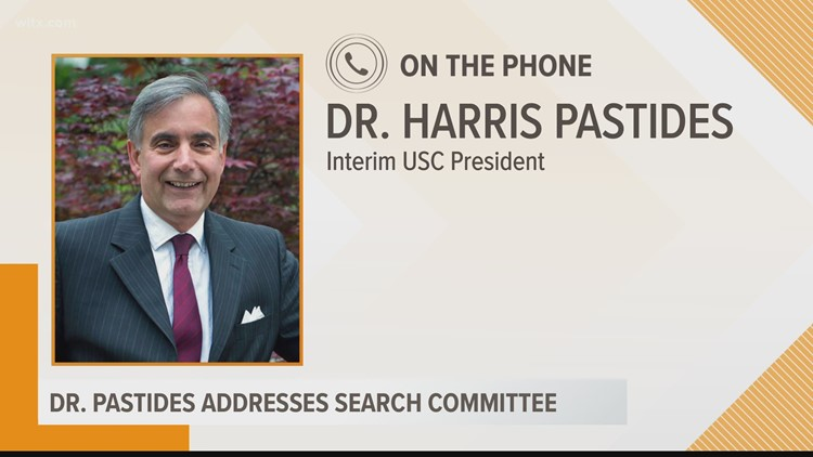 The search continues for the next UofSC president