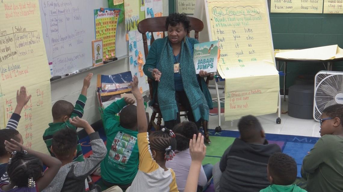 News19 Teacher of the Week: Cynthia Jackson