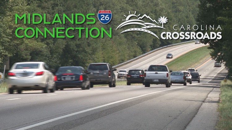 Big changes for 'Malfunction Junction': Work on I-26 and I-20 intersection coming soon