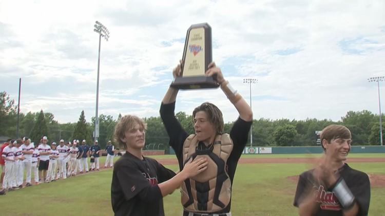 Gilbert Baseball wins Class 3A State Title