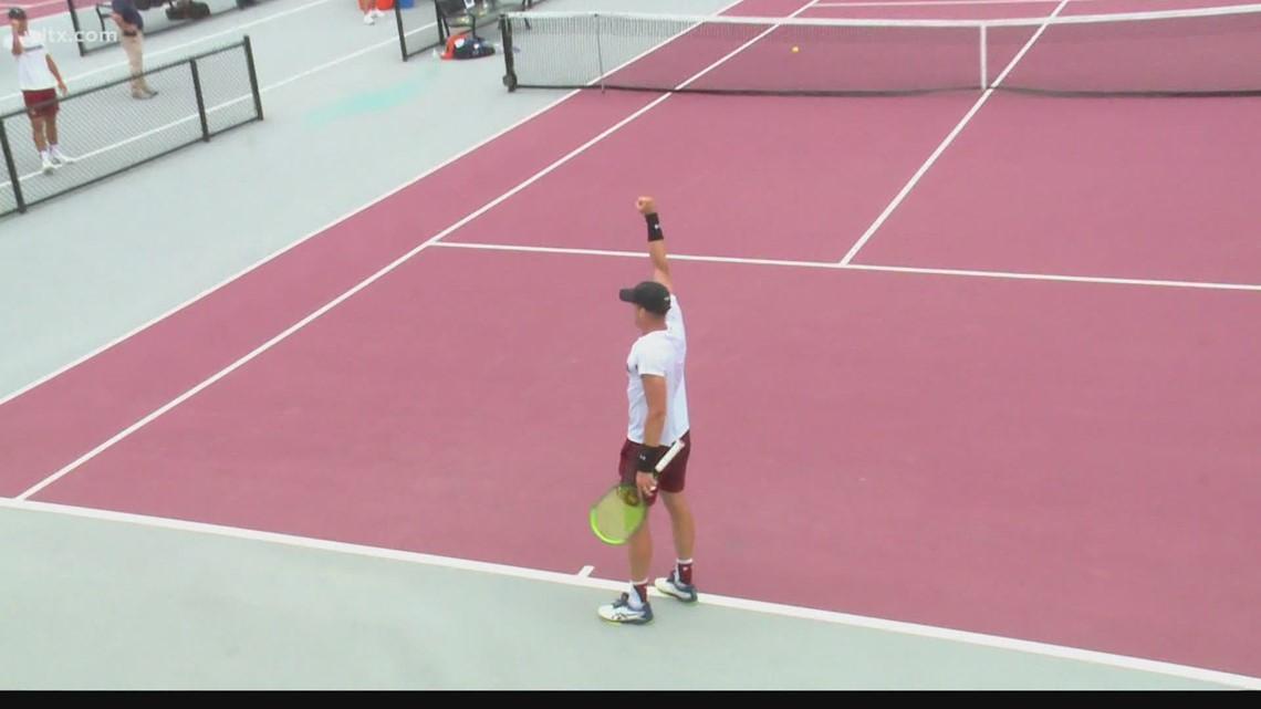 South Carolina men's tennis hosting NCAA Regional this weekend