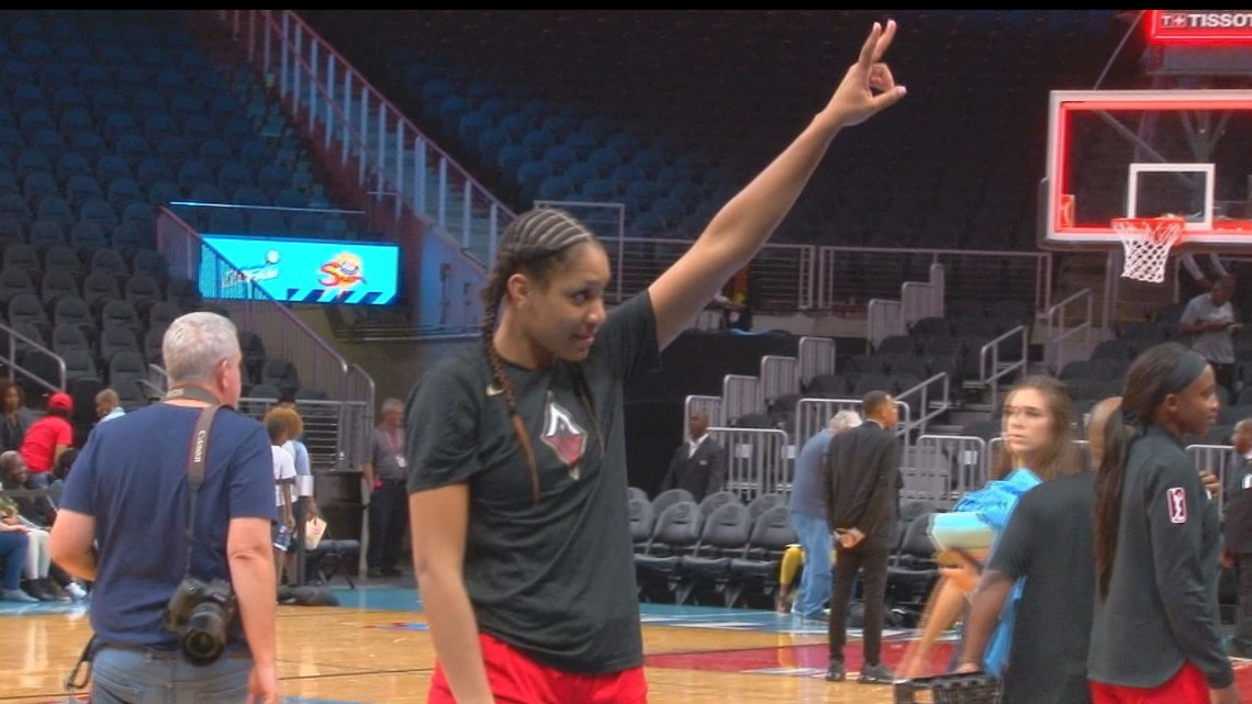 A'ja Wilson Returns From Injury To Lead The Aces To A Playoff Berth