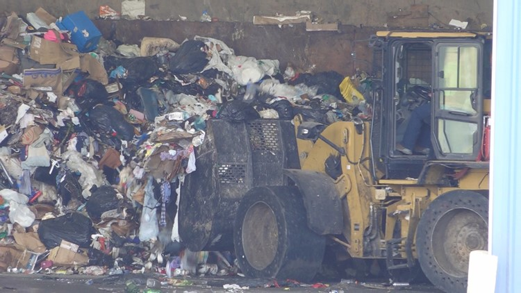Trash pickup delays in Lexington County due to not enough drivers