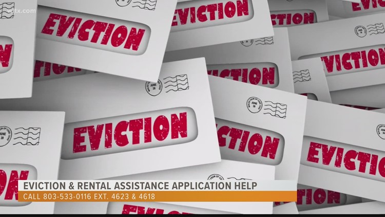 Assistance available for Orangeburg residents facing eviction