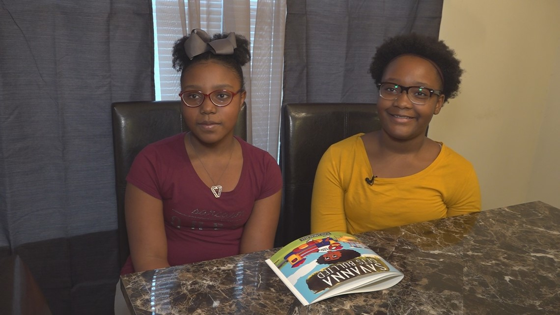 Sumter elementary schoolers write a book to help stop bullying