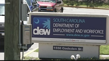 S.C. Unemployment claims drop for 5th week as others say they still have not received benefits
