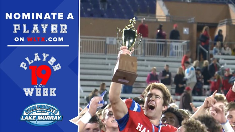 Nominate a student-athlete to be the News19 Player of the Week