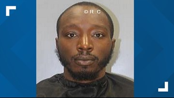 Man charged after woman he shoved died, deputies say