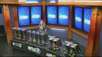 Evening Lottery Results Dec 9, 2019