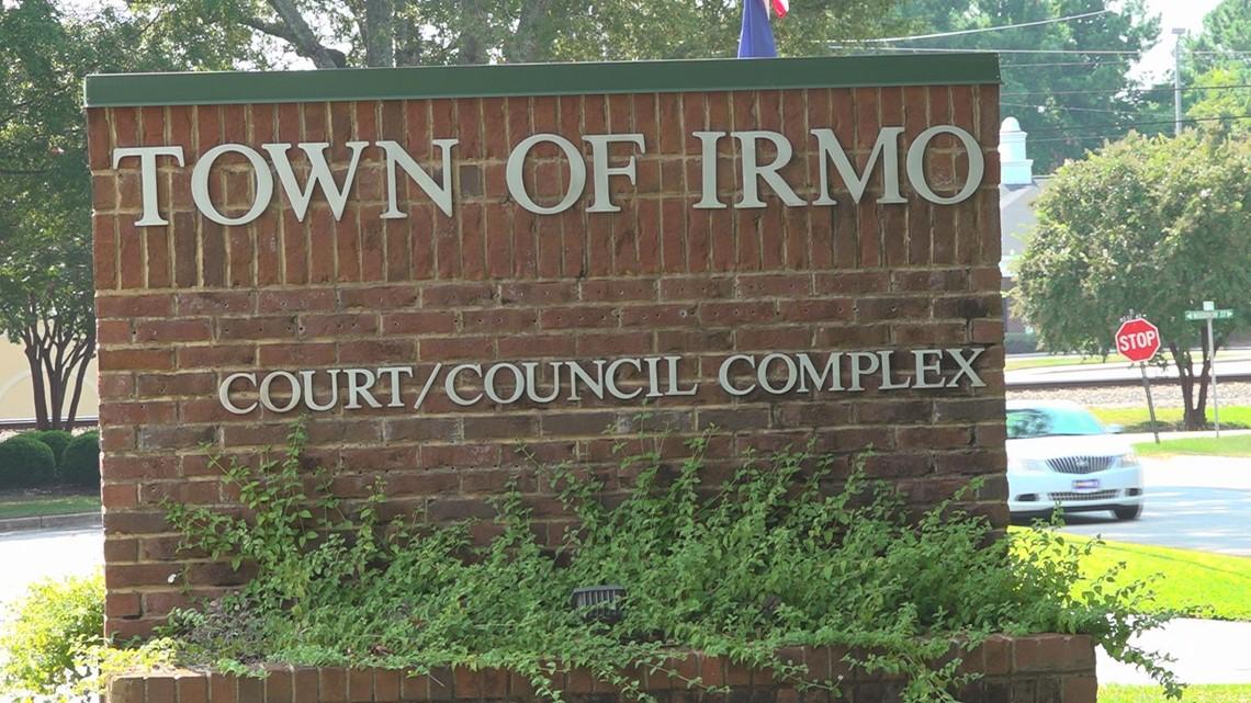 Breakdown of Irmo's election in November