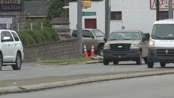 Parts of Gervais Street set to close for repairs