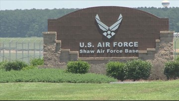 Shaw Air Force Base suspends physical fitness testing as it investigates 2 deaths in a week