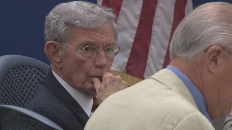 Powerful South Carolina lawmaker Hugh Leatherman in hospice care