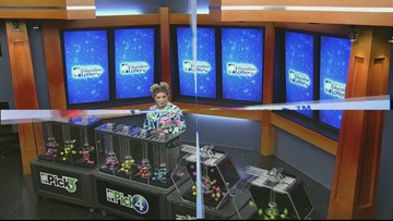 Evening Lottery Results Nov 15, 2019