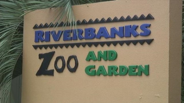 Riverbanks Zoo and Gardens continues to secure animals as it plans to shut down as Hurricane Florence comes closer to making landfall.
