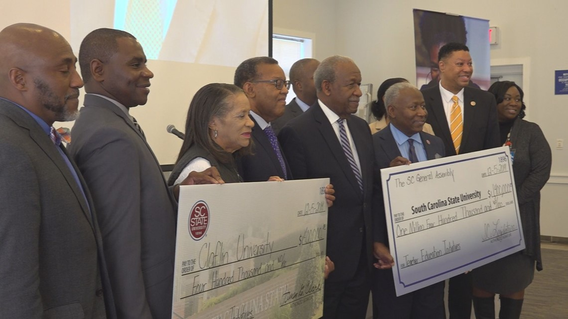 SC State receives million dollar grant to improve diversity in teacher education