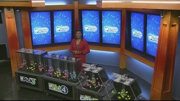 Evening Lottery Results May 15, 2019