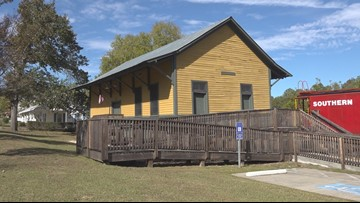 Gilbert Depot gives visitors a glimpse of history