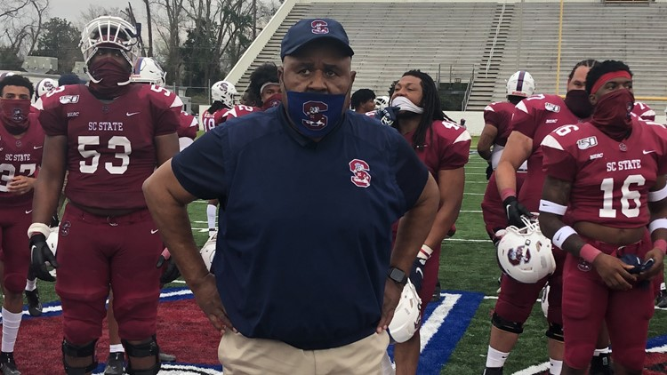 South Carolina State picked to win the MEAC