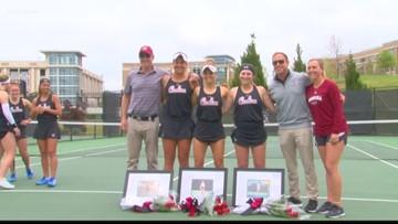 The Elite 8 Is Where The USC Women's Tennis Team's Season Ends
