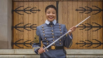 SC native about to graduate with historic West Point class