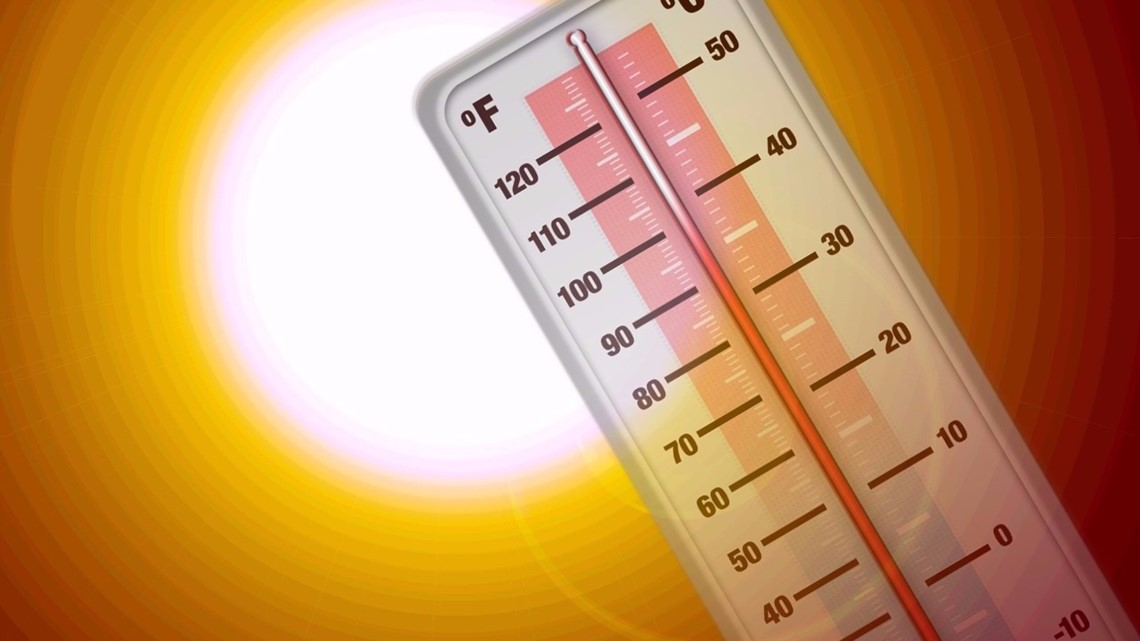 Summer safety: extreme temperature warning
