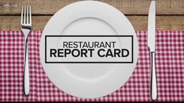 Restaurant Report Card: August 1st