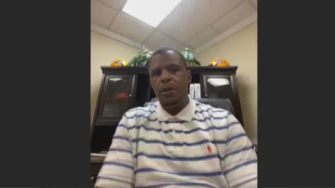 Chennis Berry remembers Marlon Black