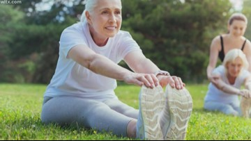 Exercise and a healthy diet may keep you trim but it may keep your mind sharp as well.