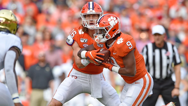 Clemson Has 16 Players Named All Acc Wltx Com