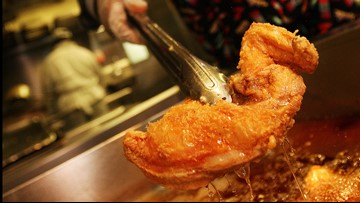 Fried foods may be killing you, study says