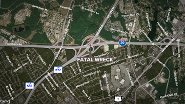 Motorcyclist dies after hitting tractor trailer on SC 277