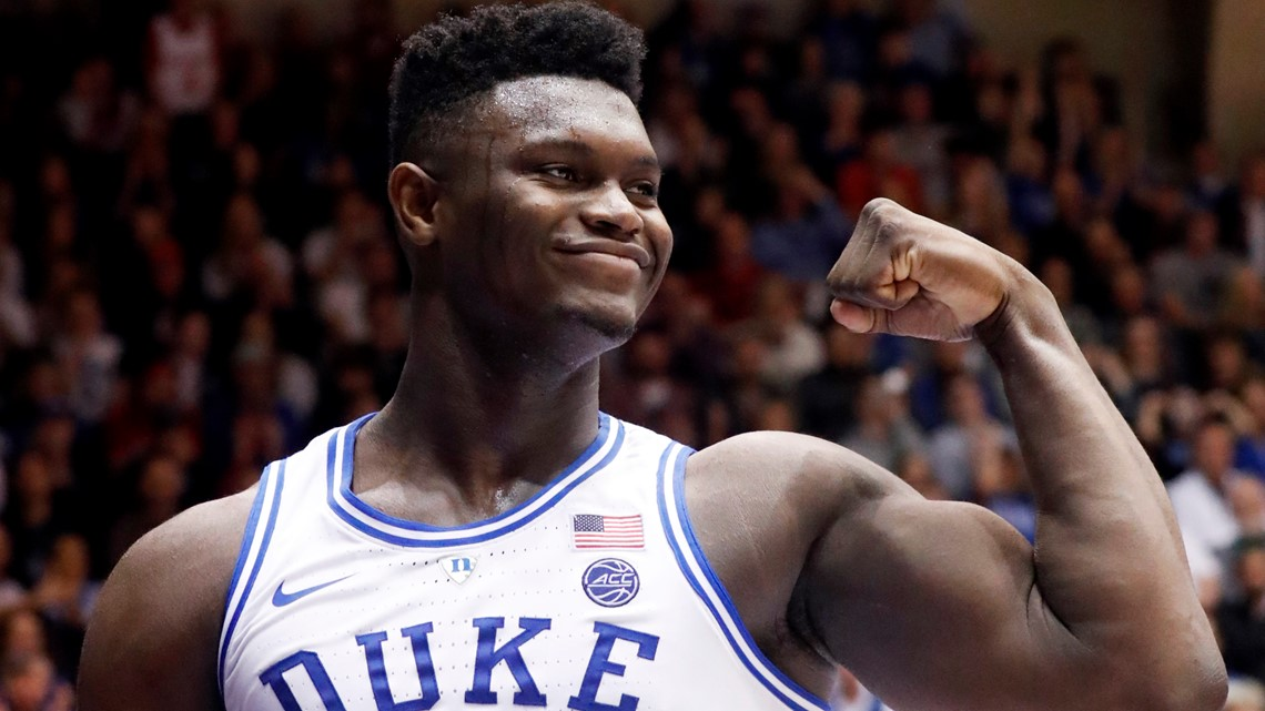 Zion Williamson will be the one to watch in Columbia