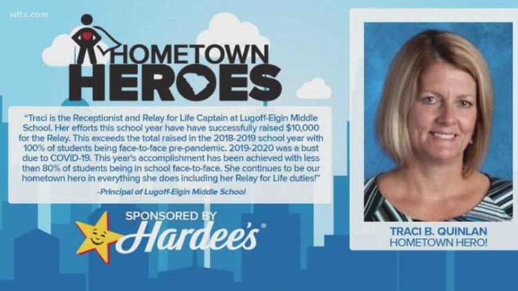 Hometown Hero: Traci Quinlan