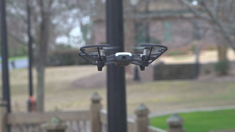 Drone association formed to assist law enforcement