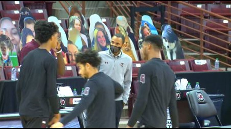 Gamecock assistant basketball coach joining Maryland staff