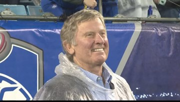 The HBC is honored as an ACC Legend