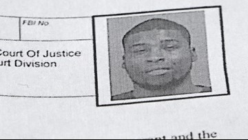 Sumter suspect has criminal history dating back 10 years, records show
