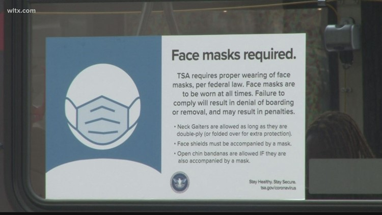 Columbia aprueba un mandato de uso de máscara para toda la ciudad