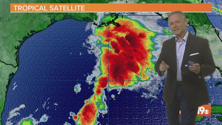 Potential Tropical Cyclone Three to strengthen