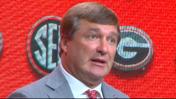 UGA's Kirby Smart Impressed With The Gamecock Football Program