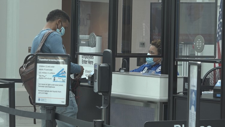 Columbia airport expects air travel to rise over the next few months