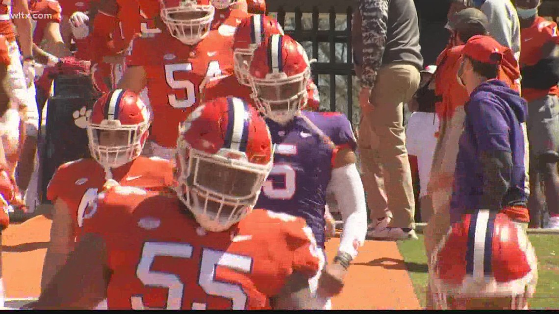 Clemson does have a backup plan