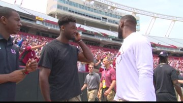 Former USC Football Stars React To New Indoor Long Ops Center
