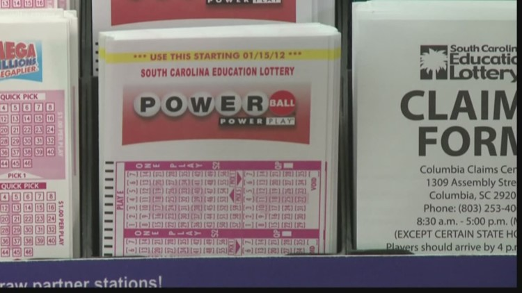 $100,000 Powerball ticket sold in Orangeburg