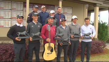 USC Golf Roars Back To Advance To NCAA Championships