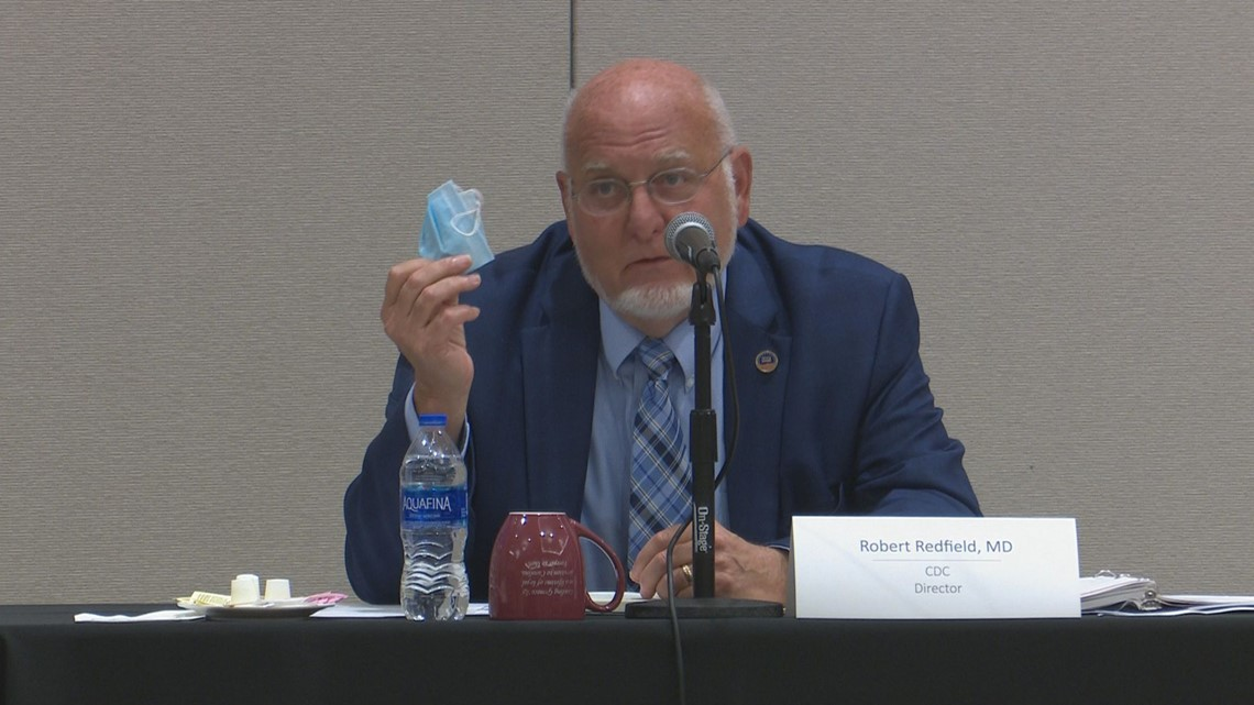 'Nearly miraculous': CDC director says COVID-19 vaccine will be ready by Jan. 1