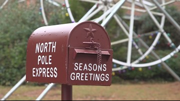 Irmo man spreads holiday cheer with decorations