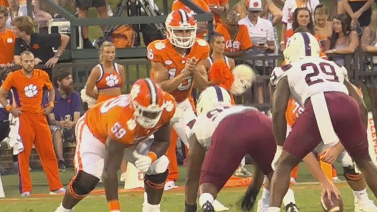 Taylor Time in Clemson