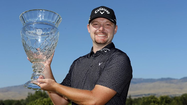 First Pro Win, First PGA Tour Card For A Former USC Golfer